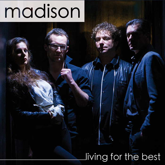 THE NEW ALBUM OF MADISON IS OUT